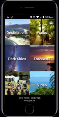 Great Barrier Island App